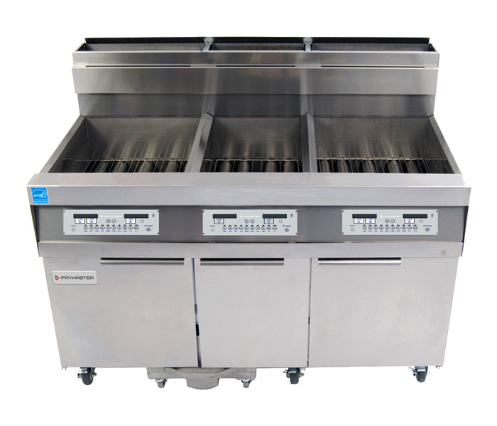 Frymaster - 1814 High-Production, Gas Oil-Conserving Fryers